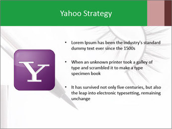 Set of eyelashes PowerPoint Template - Slide 11