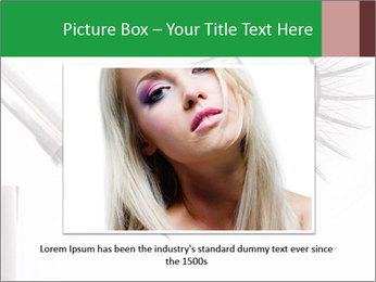 Set of eyelashes PowerPoint Template - Slide 15