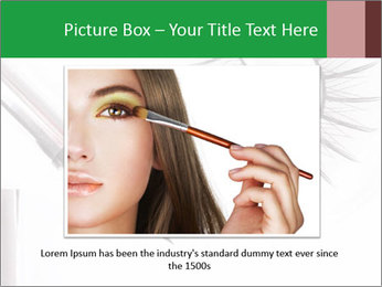 Set of eyelashes PowerPoint Template - Slide 16