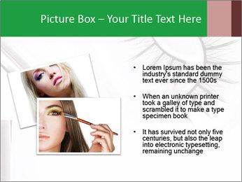 Set of eyelashes PowerPoint Template - Slide 20
