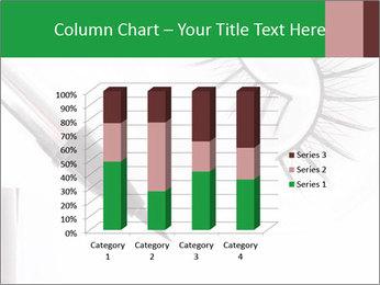Set of eyelashes PowerPoint Template - Slide 50