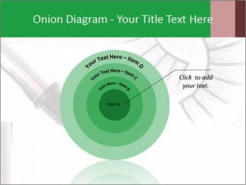 Set of eyelashes PowerPoint Template - Slide 61