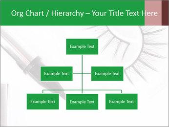 Set of eyelashes PowerPoint Template - Slide 66