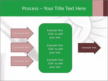 Set of eyelashes PowerPoint Template - Slide 85