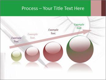 Set of eyelashes PowerPoint Template - Slide 87