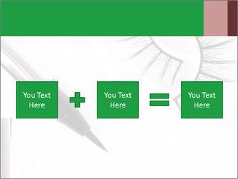 Set of eyelashes PowerPoint Template - Slide 95