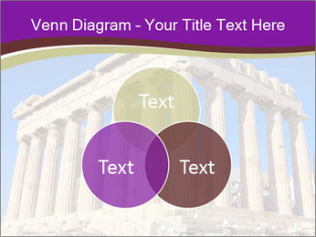 Facade of ancient temple PowerPoint Template - Slide 33