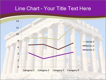 Facade of ancient temple PowerPoint Template - Slide 54