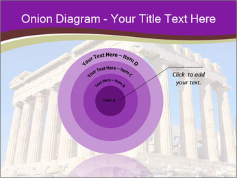 Facade of ancient temple PowerPoint Template - Slide 61