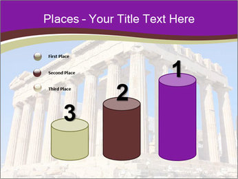 Facade of ancient temple PowerPoint Template - Slide 65