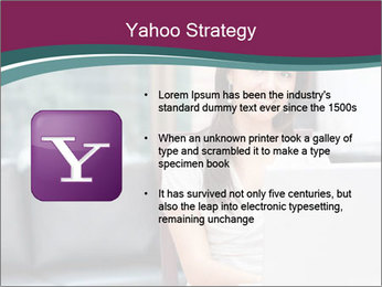 Woman working PowerPoint Templates - Slide 11