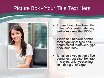 Woman working PowerPoint Templates - Slide 13
