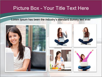 Woman working PowerPoint Templates - Slide 19