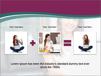 Woman working PowerPoint Templates - Slide 22