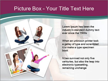 Woman working PowerPoint Templates - Slide 23