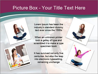 Woman working PowerPoint Templates - Slide 24
