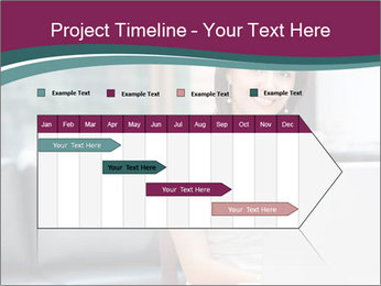 Woman working PowerPoint Templates - Slide 25