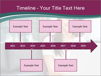 Woman working PowerPoint Templates - Slide 28