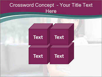 Woman working PowerPoint Templates - Slide 39