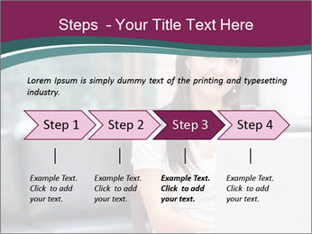 Woman working PowerPoint Templates - Slide 4
