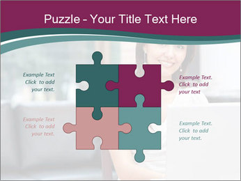 Woman working PowerPoint Templates - Slide 43