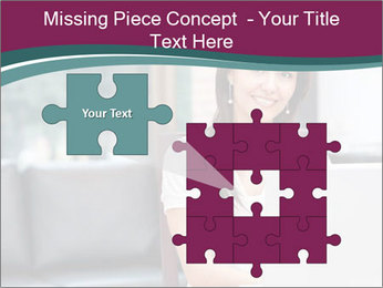 Woman working PowerPoint Templates - Slide 45