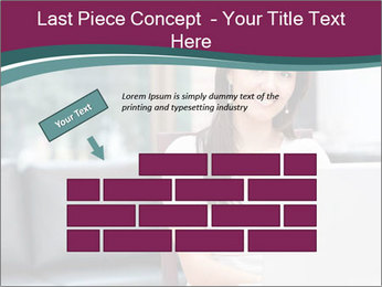 Woman working PowerPoint Templates - Slide 46