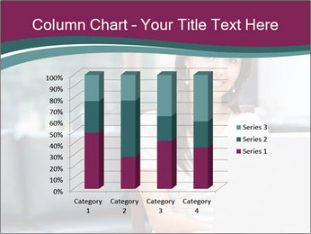 Woman working PowerPoint Templates - Slide 50