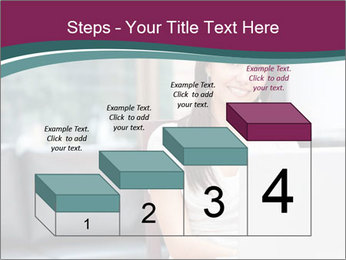 Woman working PowerPoint Templates - Slide 64