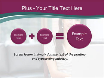 Woman working PowerPoint Templates - Slide 75