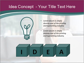 Woman working PowerPoint Templates - Slide 80