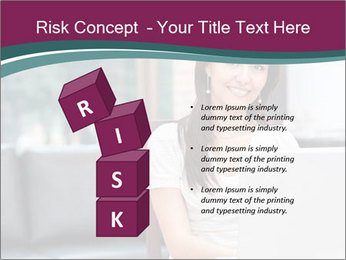 Woman working PowerPoint Templates - Slide 81