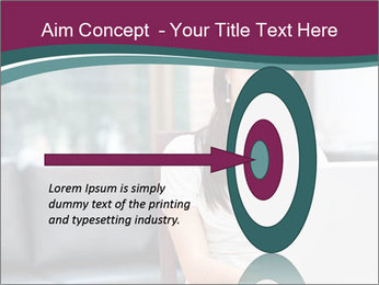 Woman working PowerPoint Templates - Slide 83