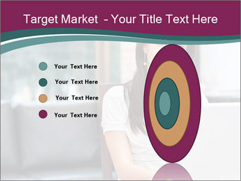Woman working PowerPoint Templates - Slide 84