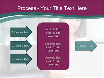 Woman working PowerPoint Templates - Slide 85