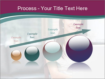 Woman working PowerPoint Templates - Slide 87