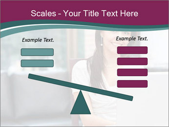 Woman working PowerPoint Templates - Slide 89