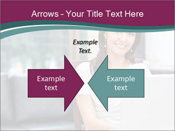 Woman working PowerPoint Templates - Slide 90