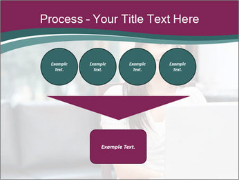 Woman working PowerPoint Templates - Slide 93