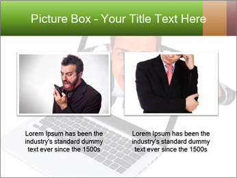 Angry man PowerPoint Templates - Slide 18