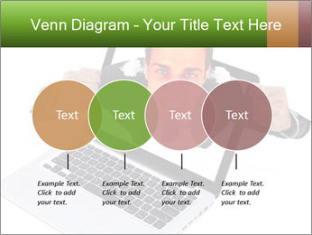 Angry man PowerPoint Templates - Slide 32