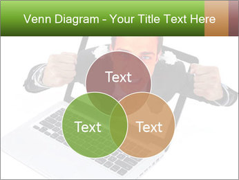 Angry man PowerPoint Templates - Slide 33