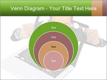 Angry man PowerPoint Templates - Slide 34