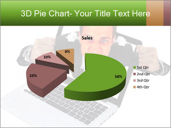 Angry man PowerPoint Templates - Slide 35