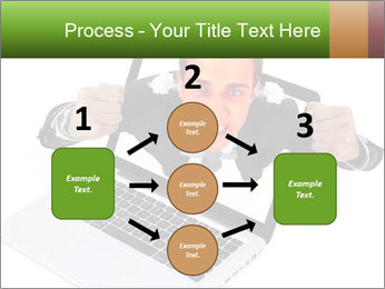 Angry man PowerPoint Templates - Slide 92