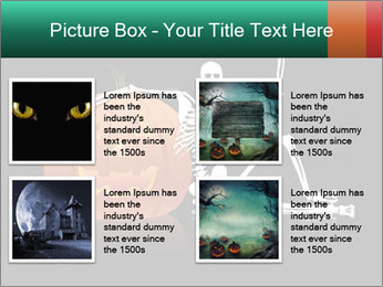 Halloween PowerPoint Template - Slide 14