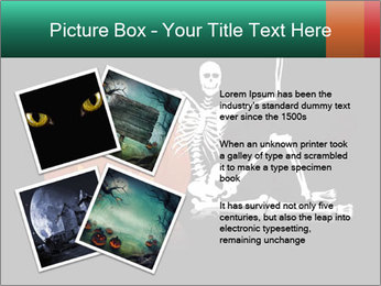 Halloween PowerPoint Template - Slide 23