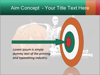 Halloween PowerPoint Template - Slide 83