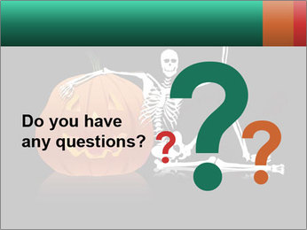Halloween PowerPoint Template - Slide 96
