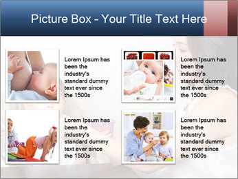 Happy mother PowerPoint Template - Slide 14